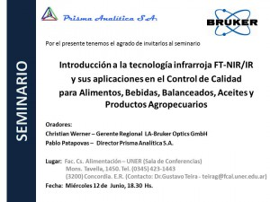 BRUKER INVITACION seminario junio 2013