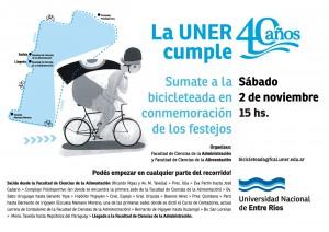 Afiche web bicicleteada nue