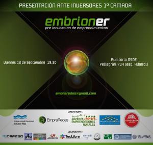 Flyer presenta final-embrioner