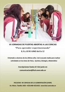Afiche Jornadas 2015