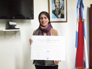 Ing. en alimentos Florencia Funes