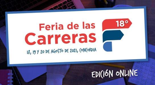 18° Feria de las Carreras de Concordia